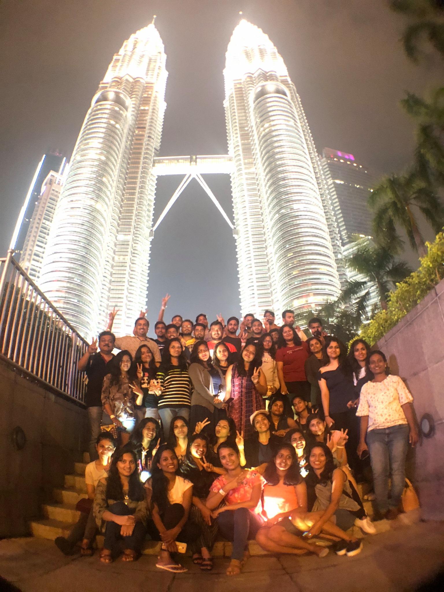 INTERNATIONAL STUDY TOUR